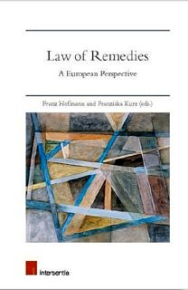 "Towards entry ""Law of Remedies. A European Perspective"""